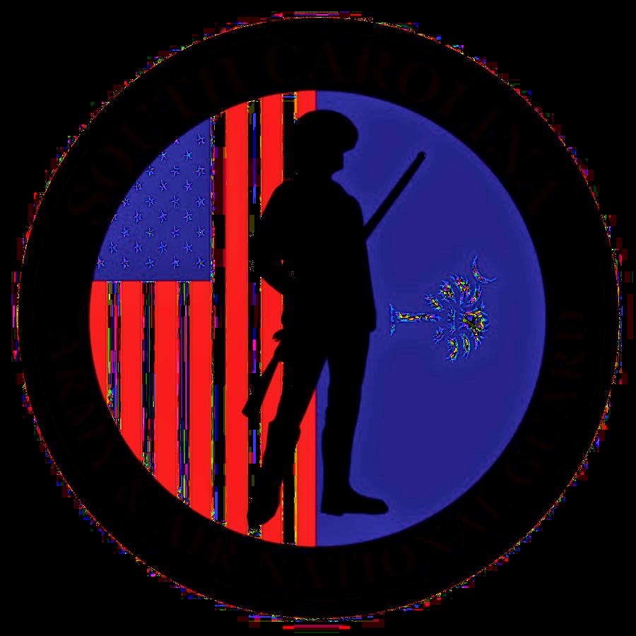 South Carolina National Guard logo