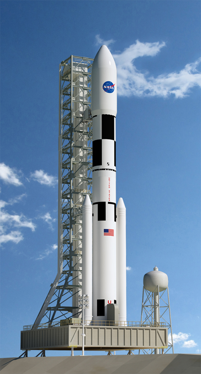 space shuttle launch system - photo #6