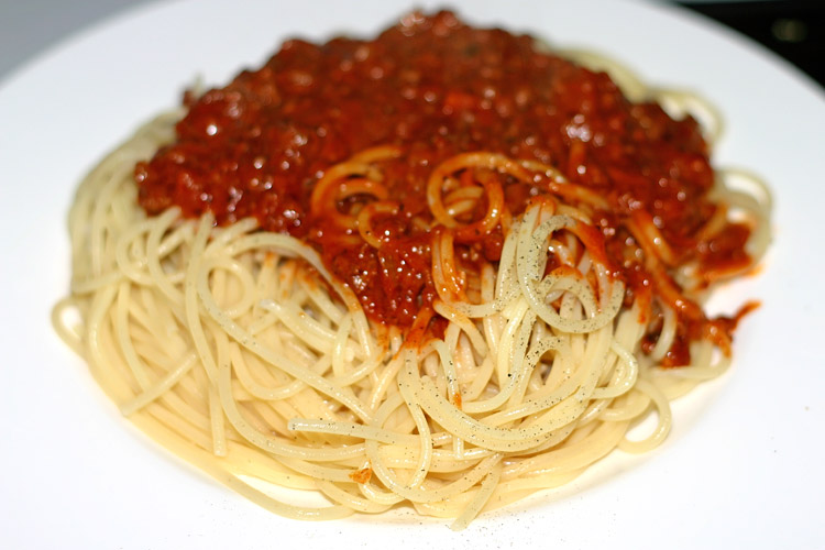 Falen dating meat sauce