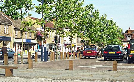 Free Car Parking St Neots