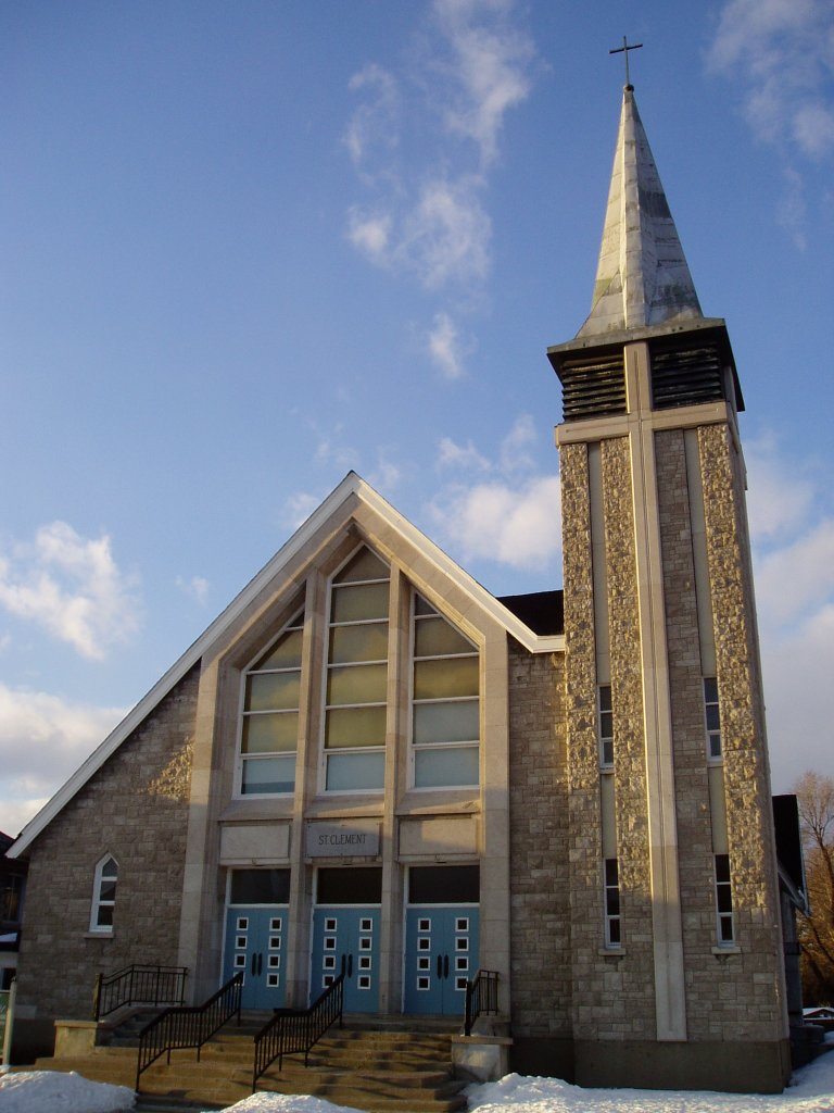 File St Clement S Roman Catholic Church Ottawa Jpg