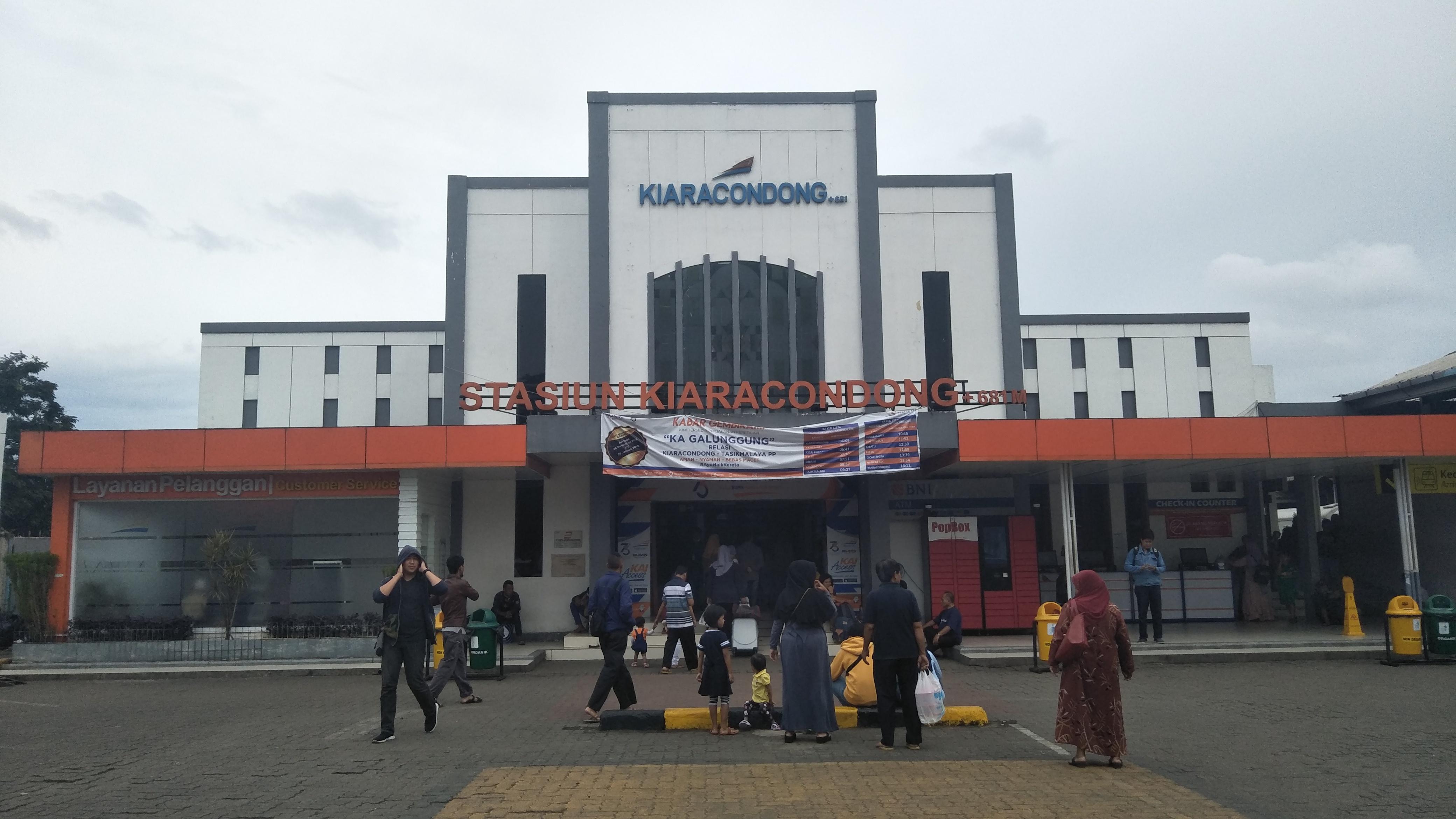 Kiaracondong Railway Station Wikipedia
