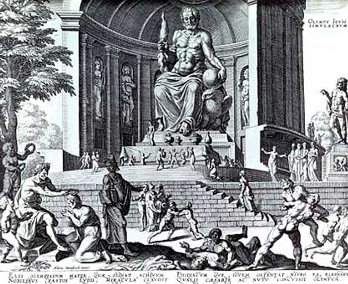 Statue of Zeus