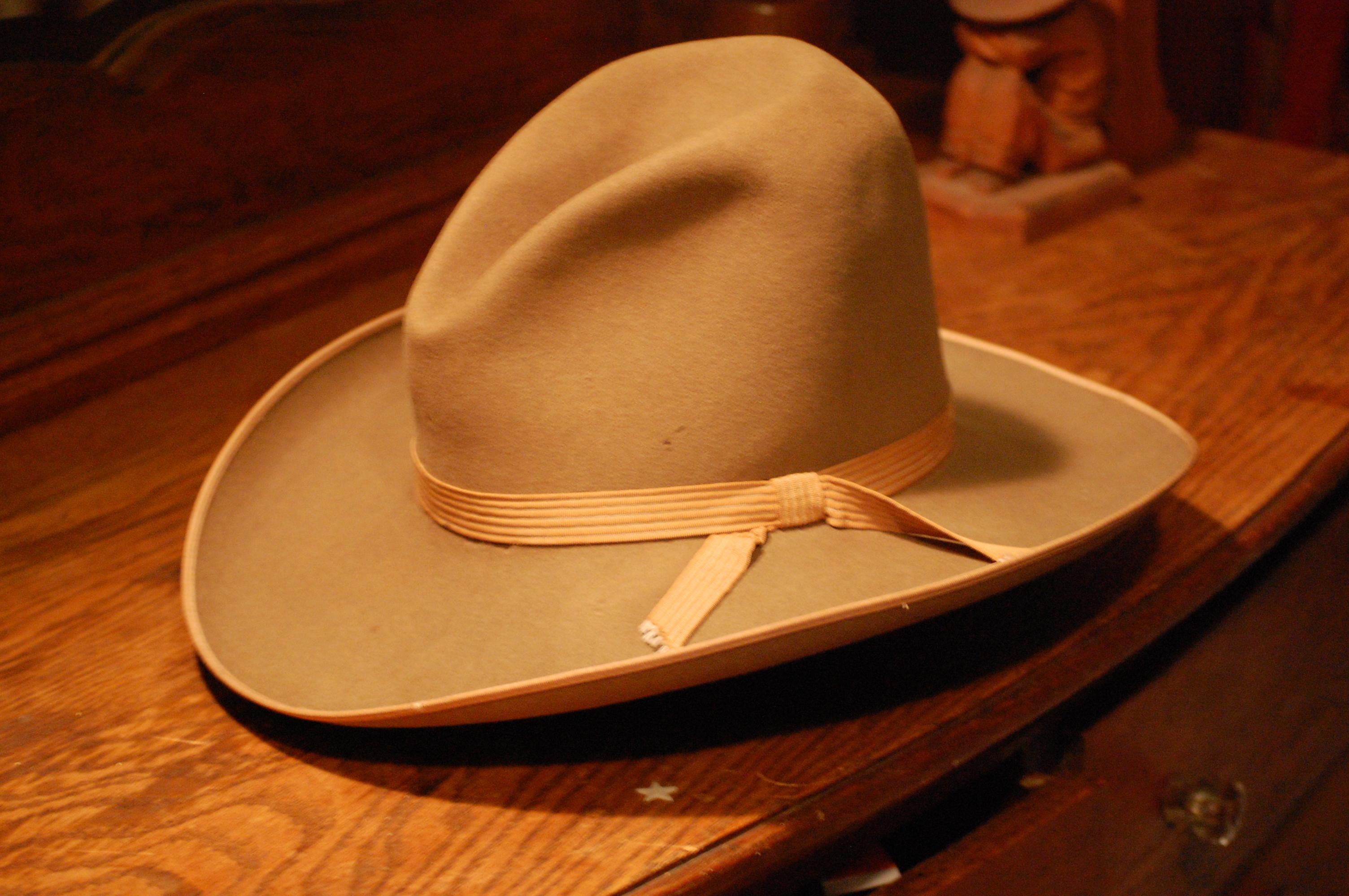Cowboy Hat Images File:stetson Cowboy Hat 1950