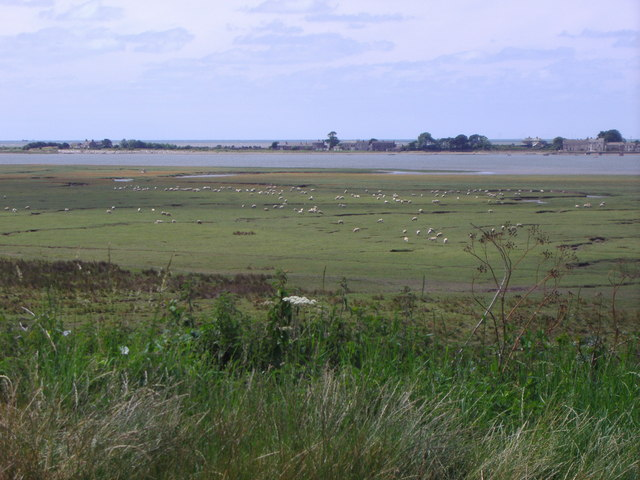 Sunderland Point from Glasson - geograph.org.uk - 1415544