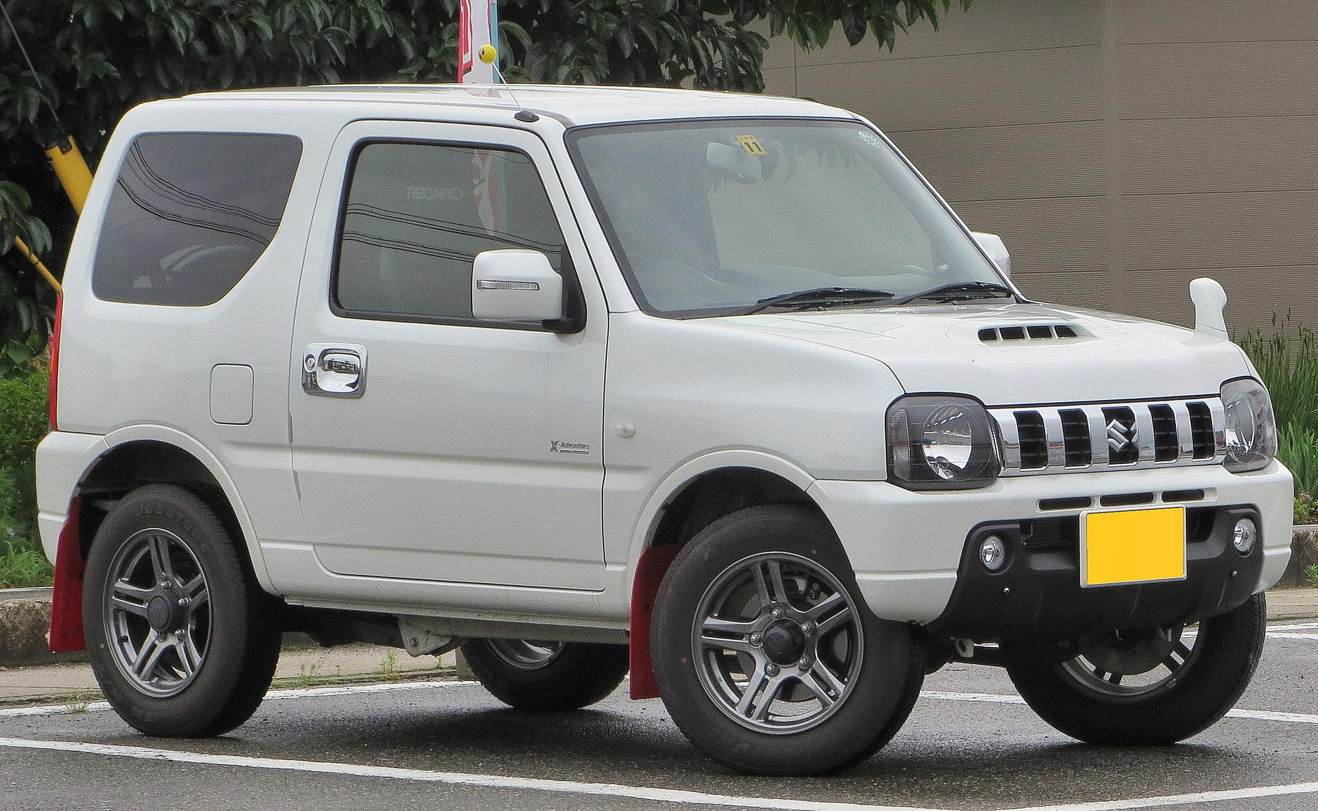 Suzuki Jimny X Off Road
