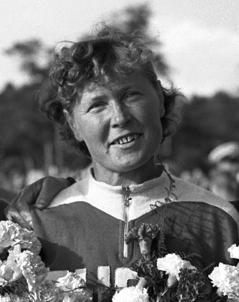 Sylvi Saimo Canoe racer