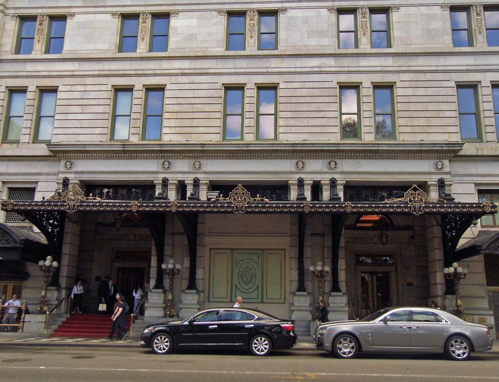 FileThePlaza Hotel West 59th St Entrance
