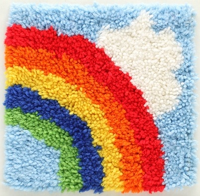 File:The Childrens Museum of Indianapolis - Latch Hook Rug ...