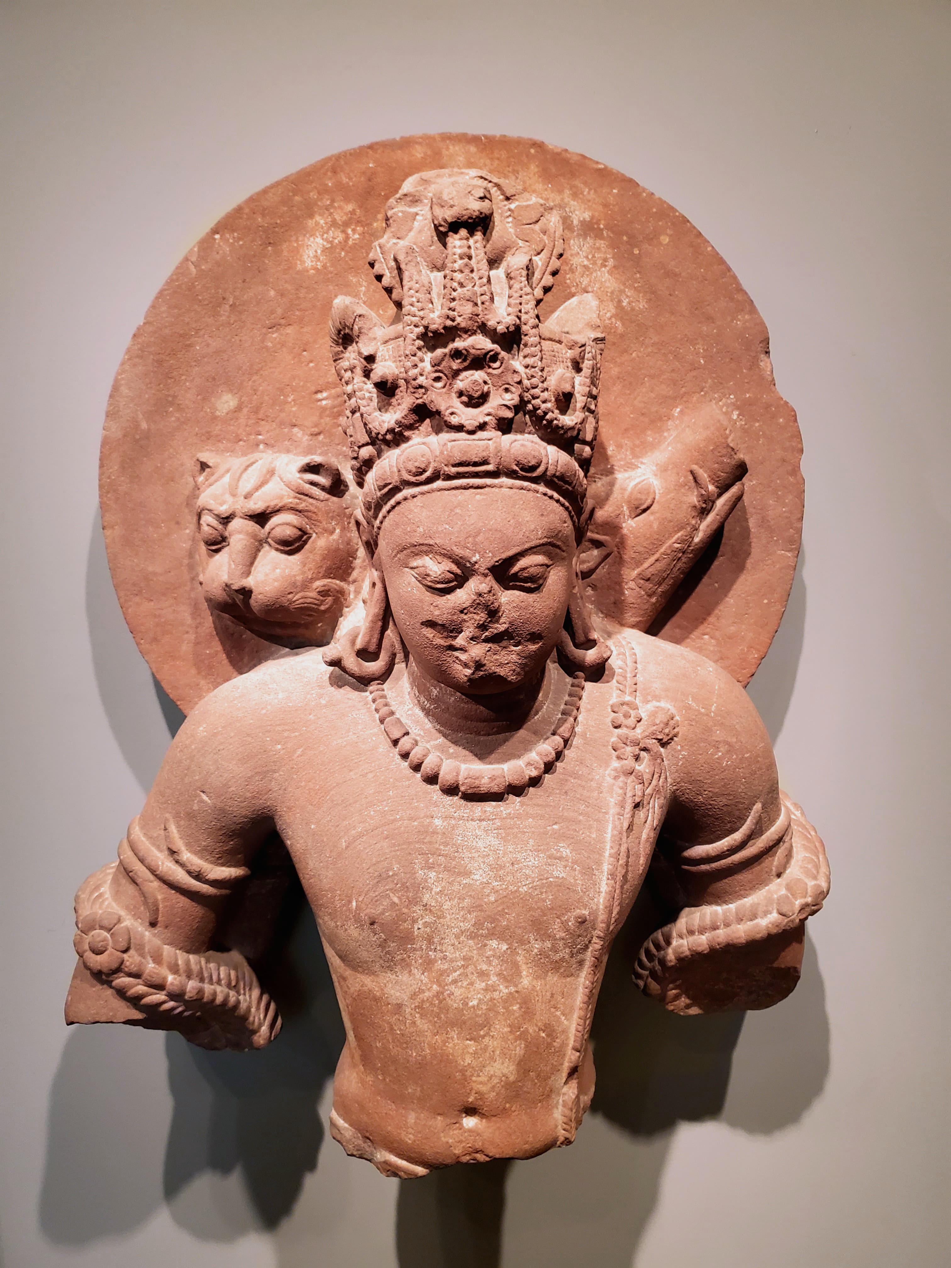 Image result for भारत ने ऑक्सफोर्ड संग्रहालय से संत तिरुमंकई अलवर की मूर्ति वापस करने के लिए कहा