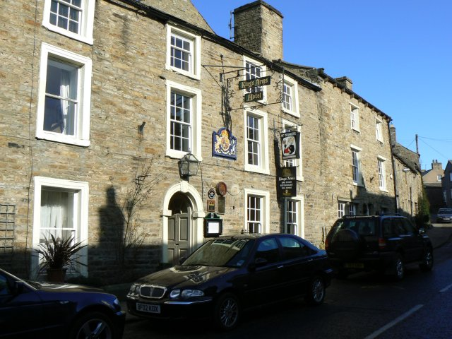 The King's Arms - geograph.org.uk - 1472821