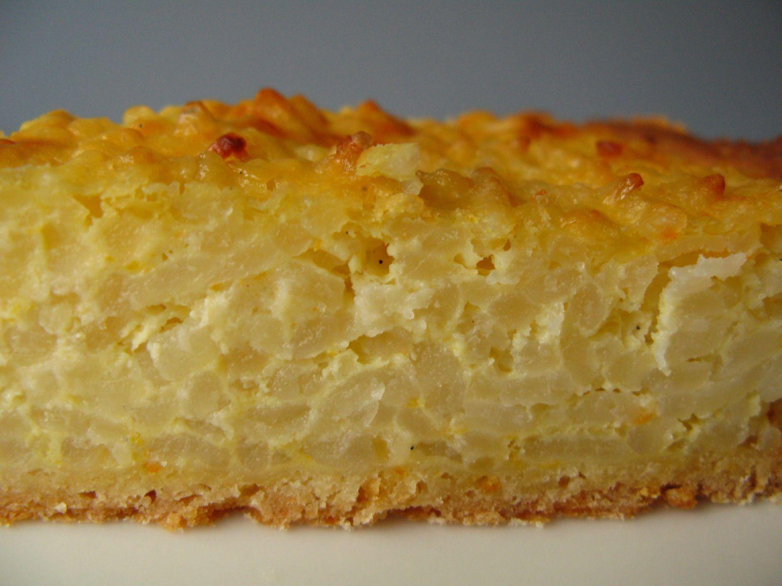 Torta Di Riso Italian Rice Cake Recipe