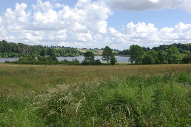 Towards Ogston Reservoir - geograph.org.uk - 878775
