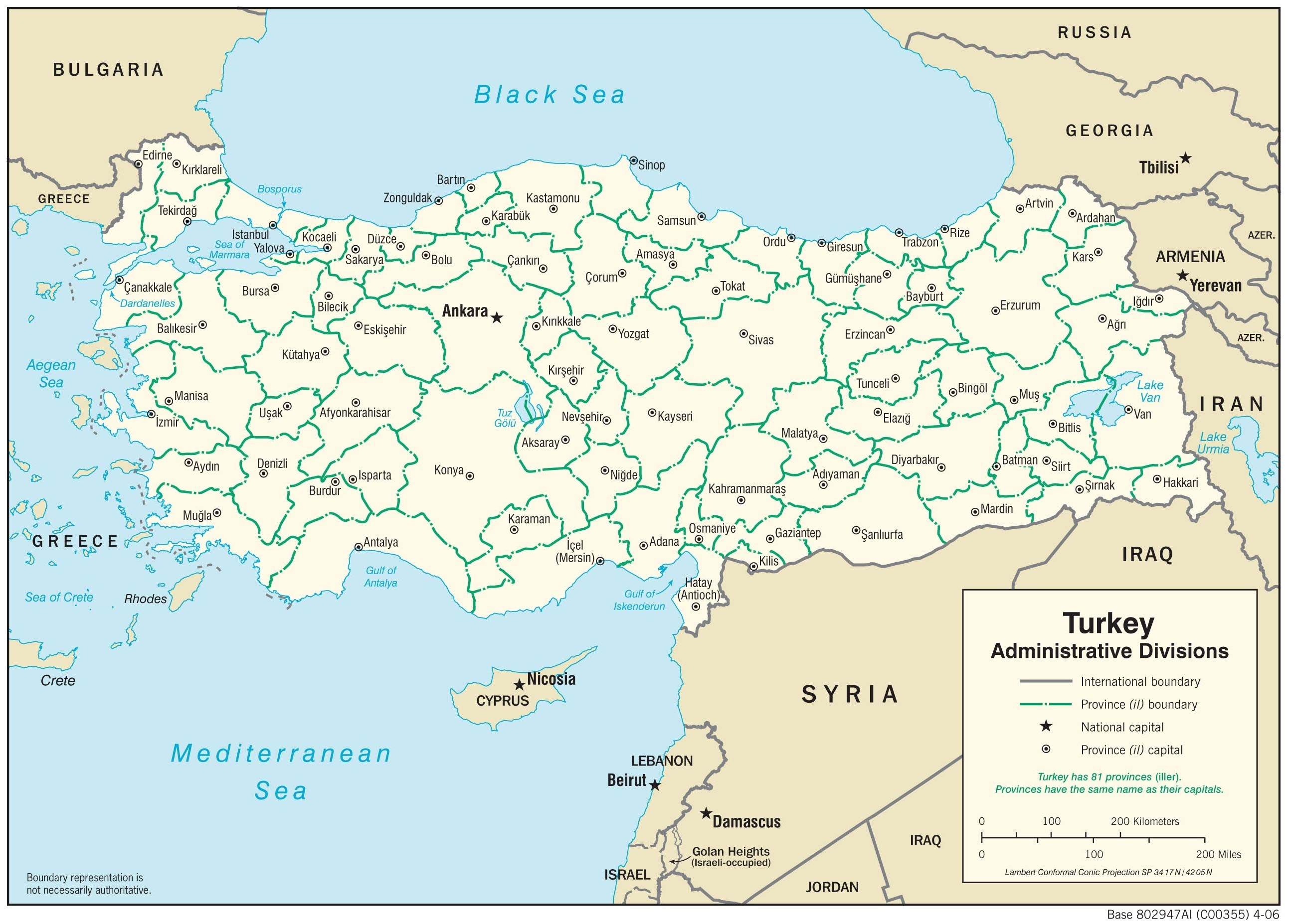 FileTurkey Administrative Divisionsjpg Wikimedia Commons