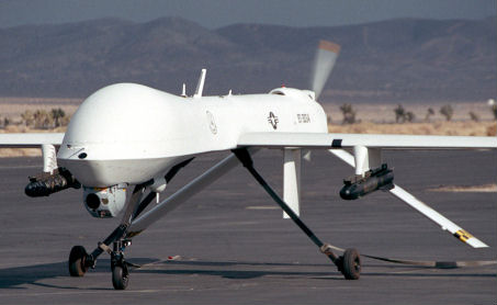 Big Sis Loaning Out Military Style Drones To Sheriffs Departments: Privacy Group Sues