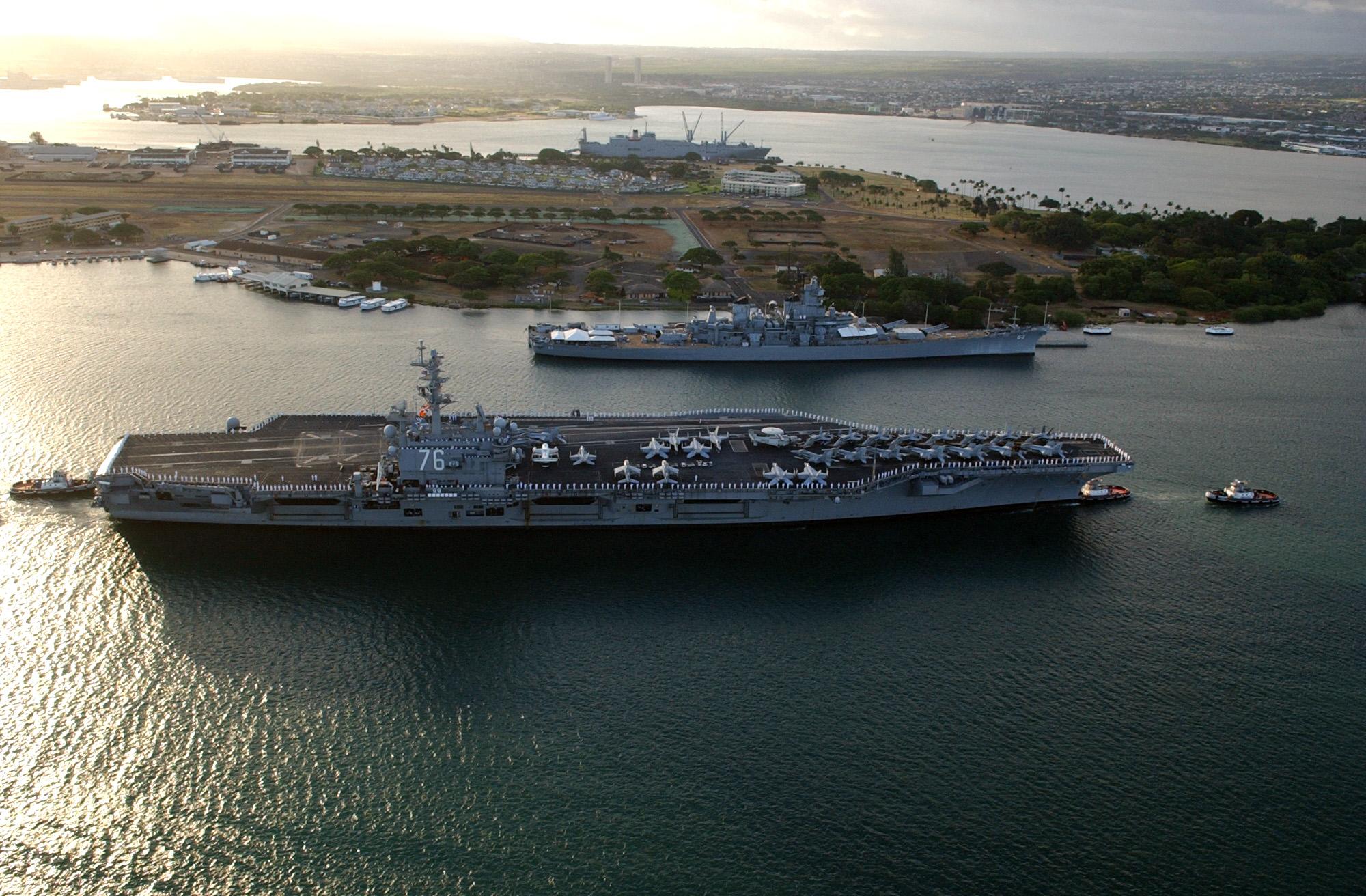 Battleship - Review of Battleship North Carolina ...