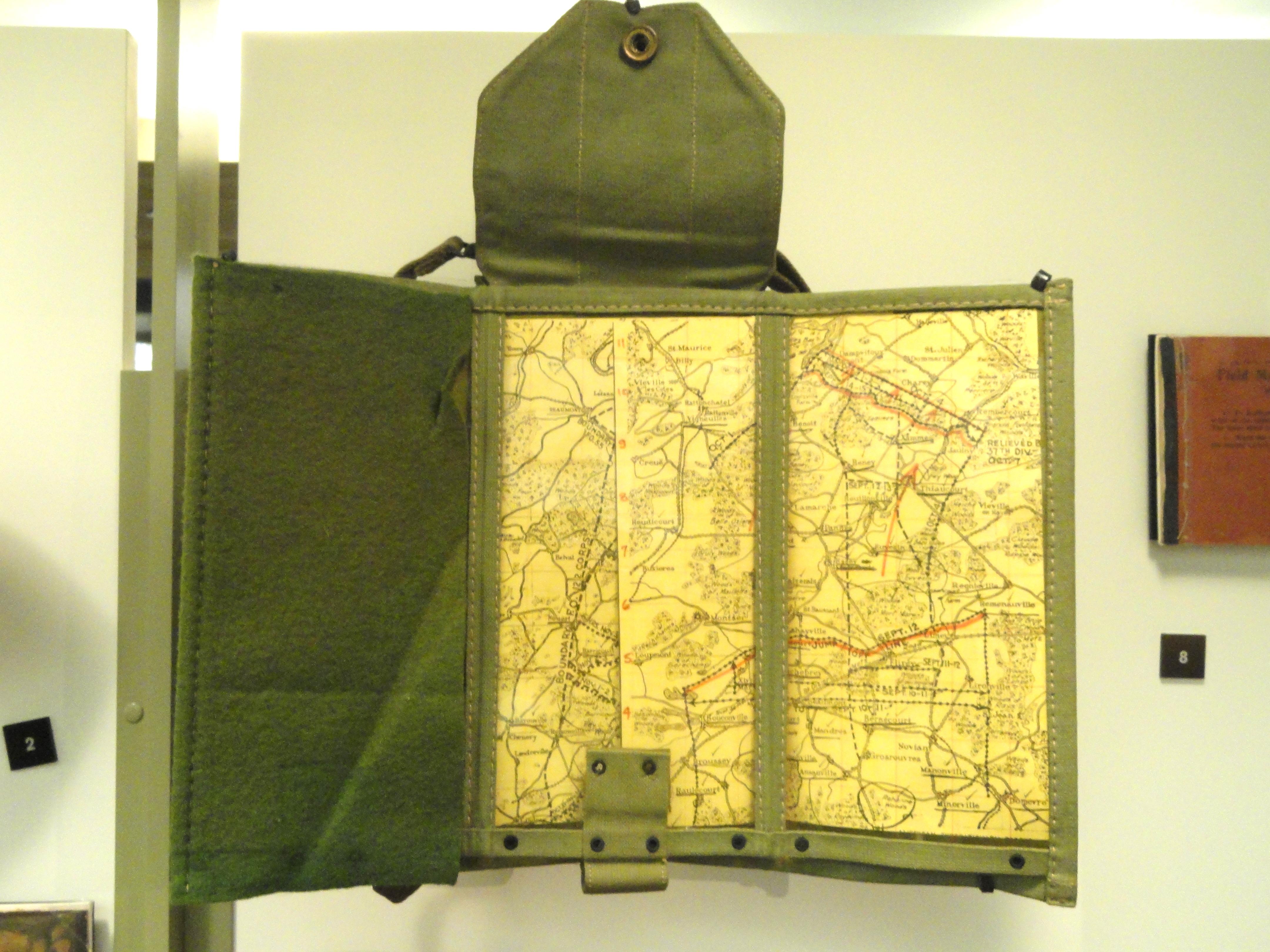FileUS Map Case National World War I Museum Kansas City MO - Map cities wikimedia us