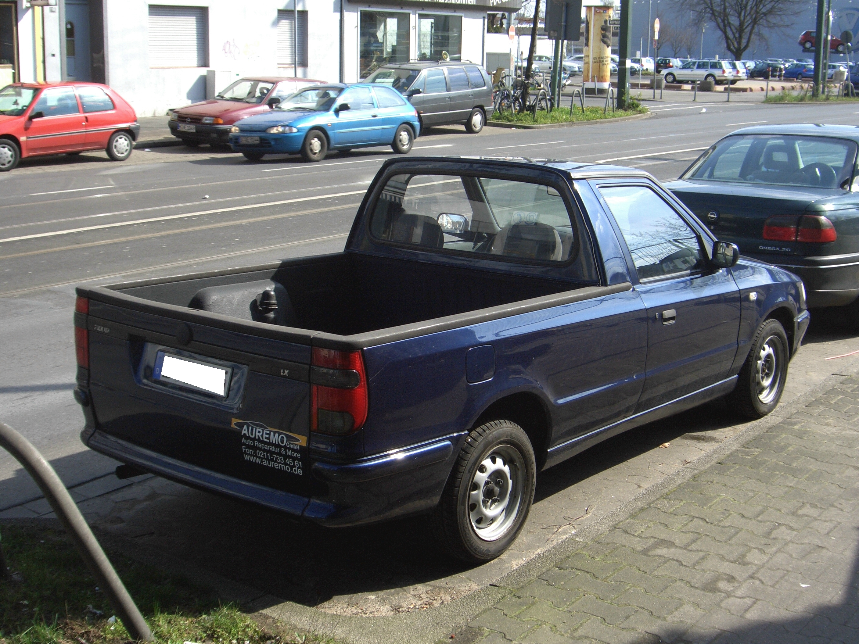 archivo vw caddy 9u pick up 1996 2000 backright 2008 03 23 wikipedia la enciclopedia libre. Black Bedroom Furniture Sets. Home Design Ideas