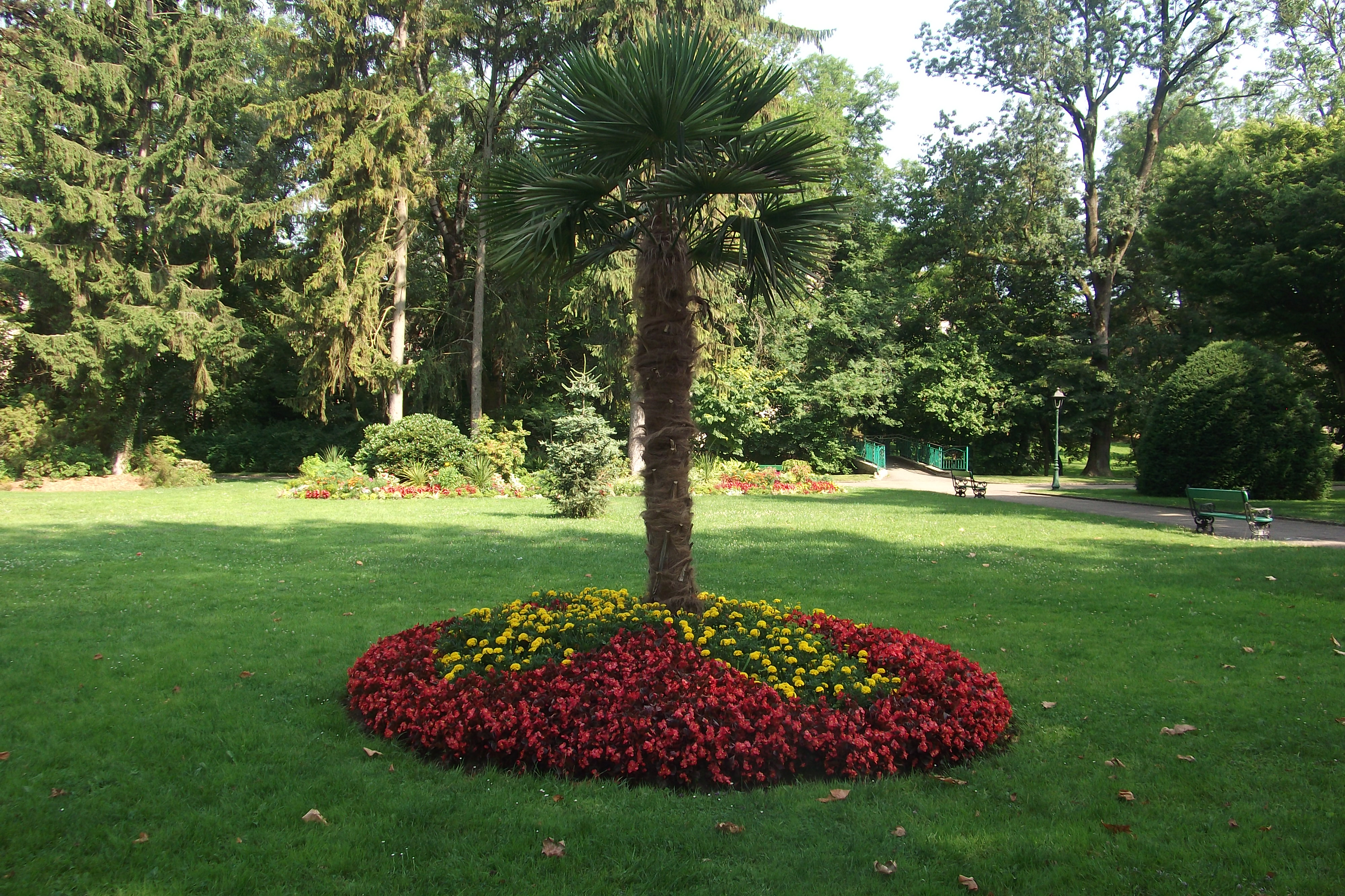 Fichier Vesoul Jardin Anglais Fleurs 3 Jpg Wikipedia