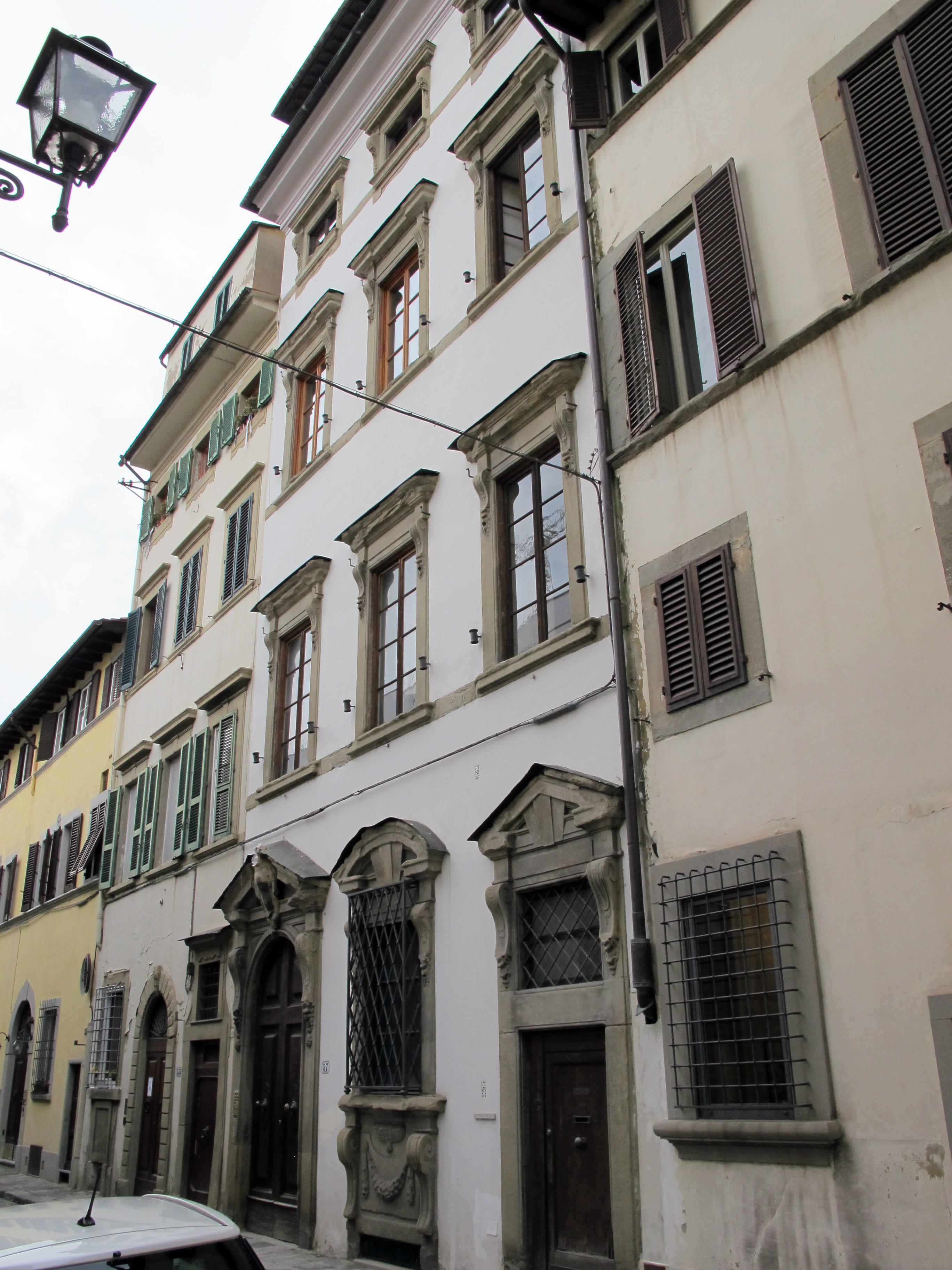 FileVia Della Pergola 57 Casa Merciai 01JPG