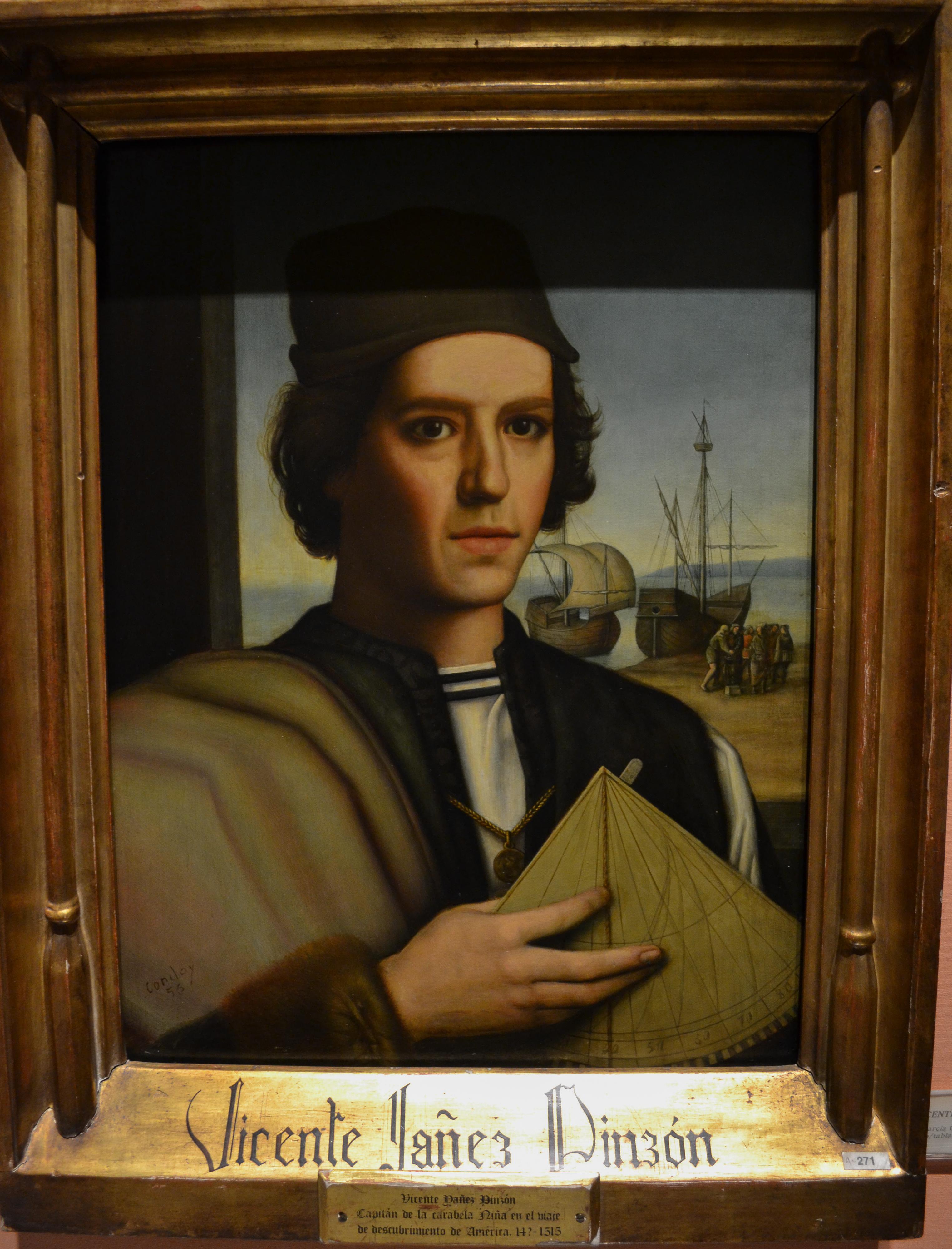 Vicente Yáñez Pinzón