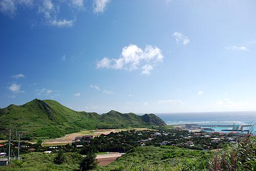 Tonaki Island