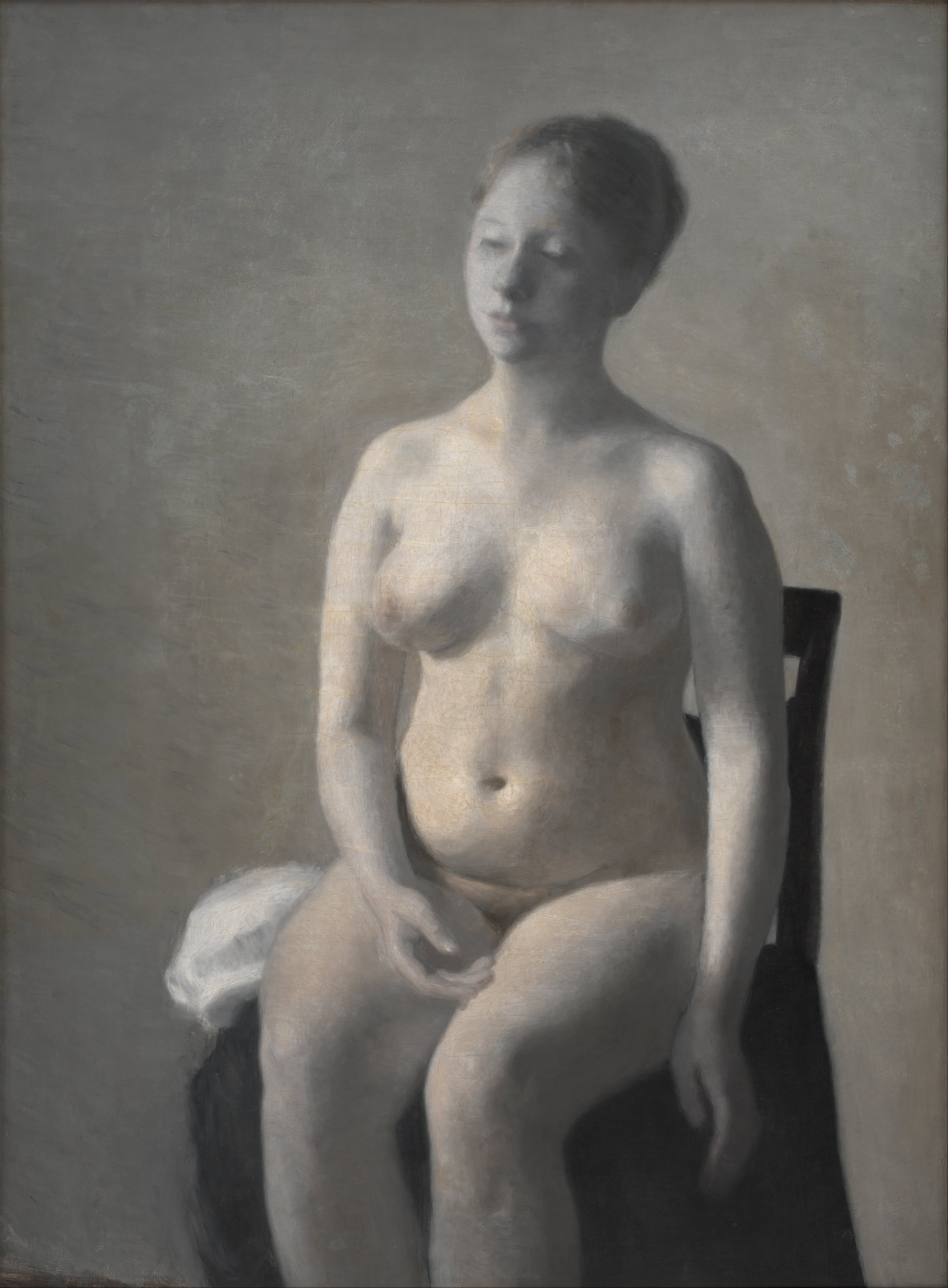 The Female Nude In Art 100