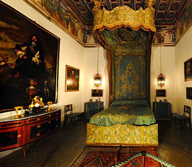 Calvinoblog blog archive gita alla villa della porta for Piani di aggiunta della camera da letto del primo piano