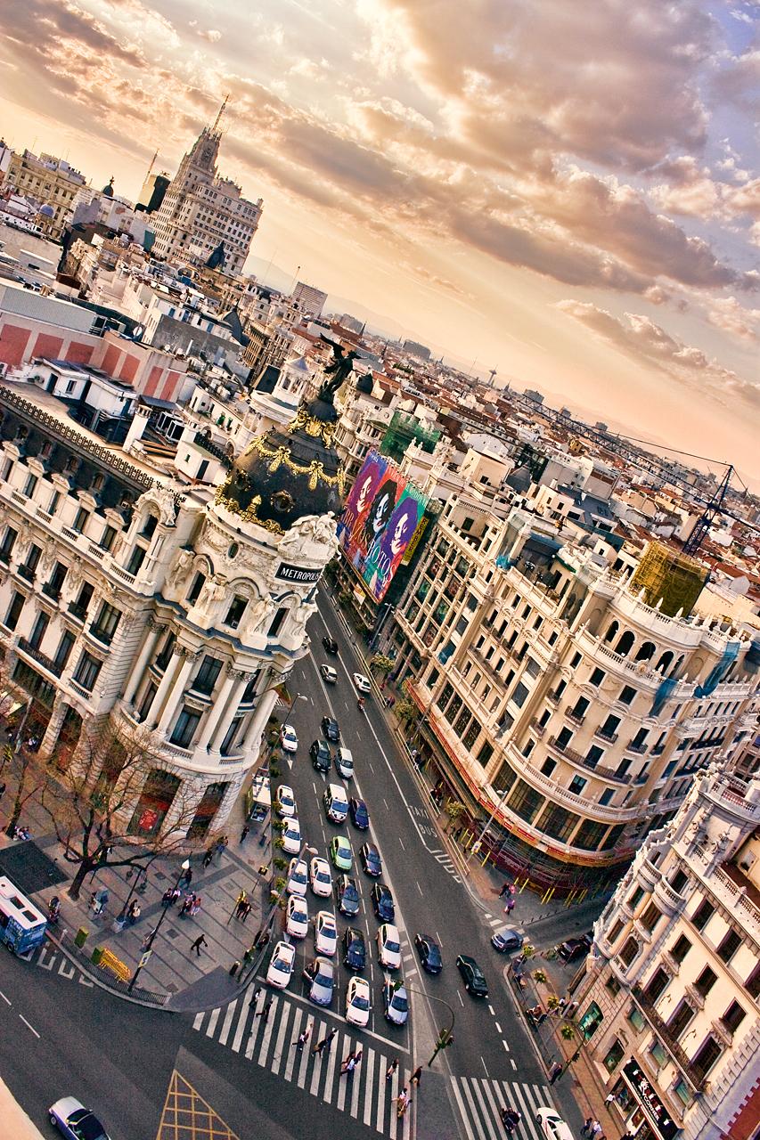 Depiction of Arquitectura de Madrid