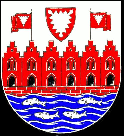 Wappen der Stadt Heiligenhafen