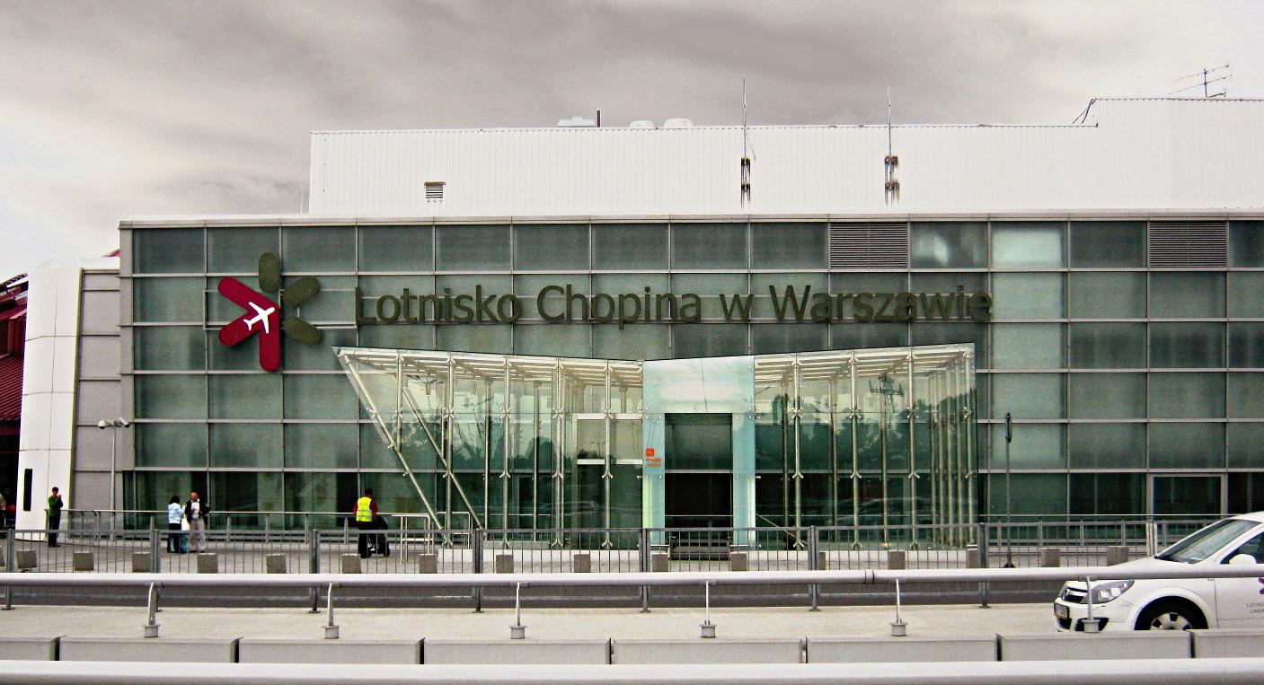 Resultado de imagen para chopin airport