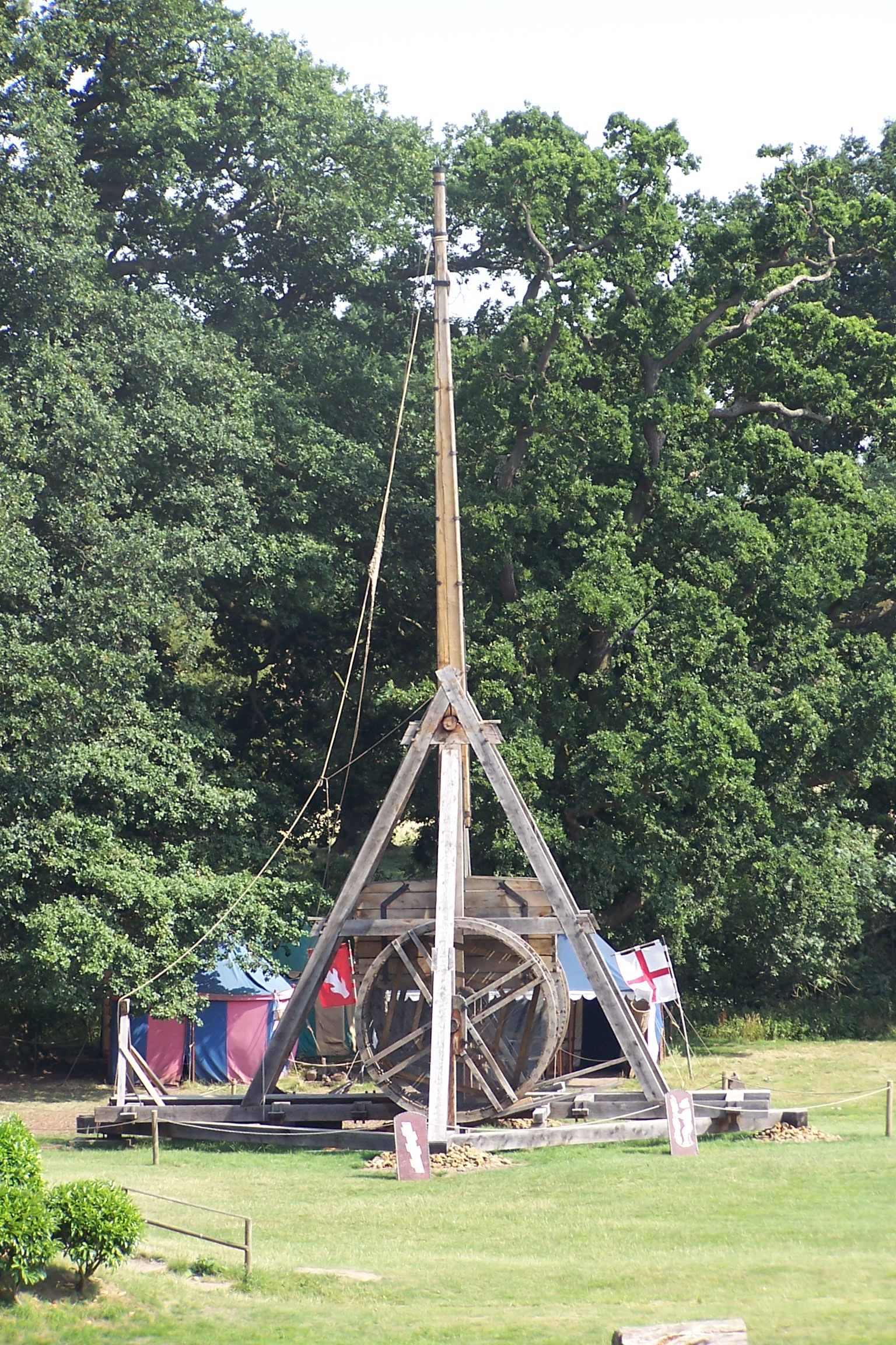 trebuchet plans boy scouts