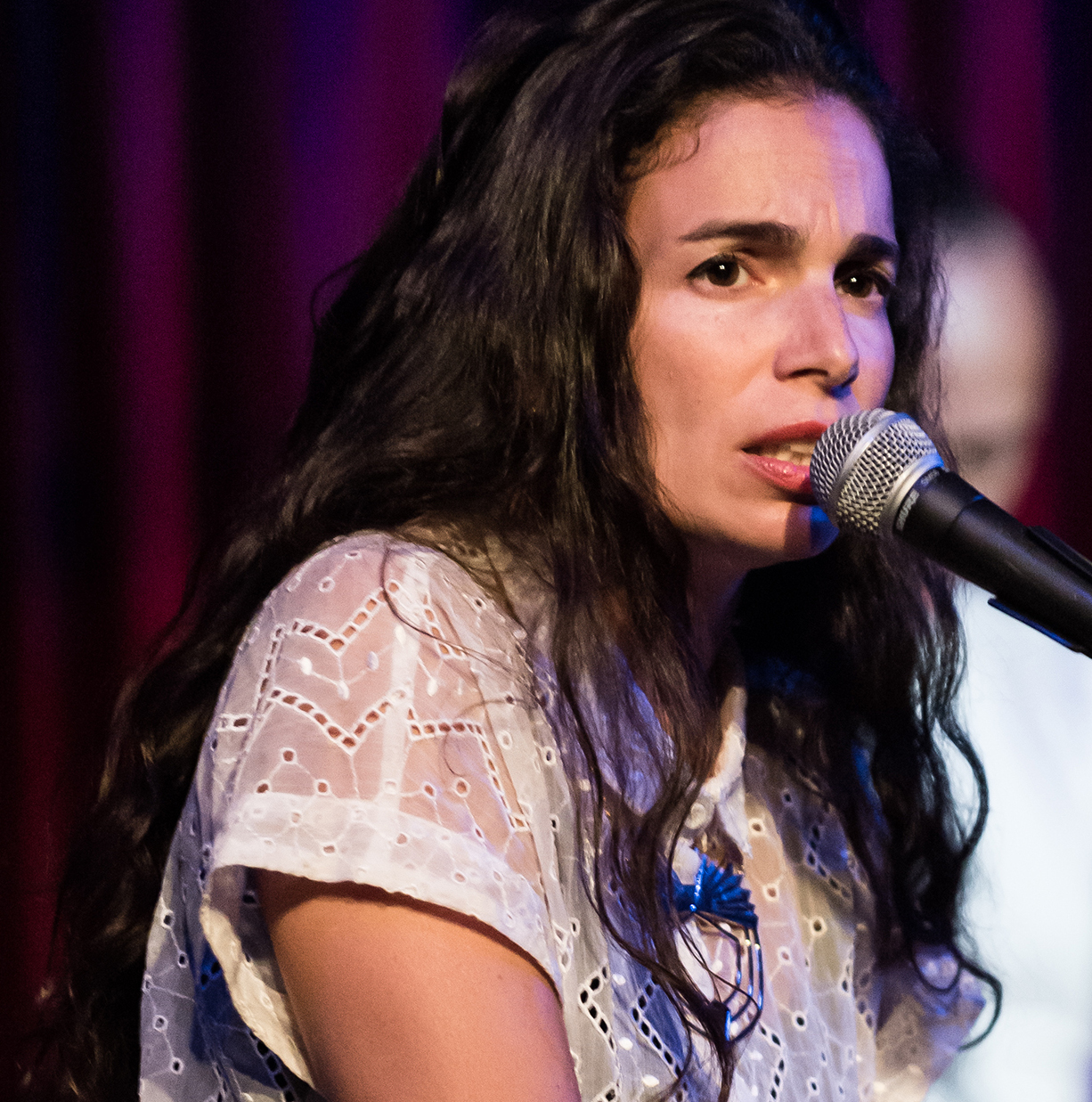 Picture of a band or musician: Yael Naim