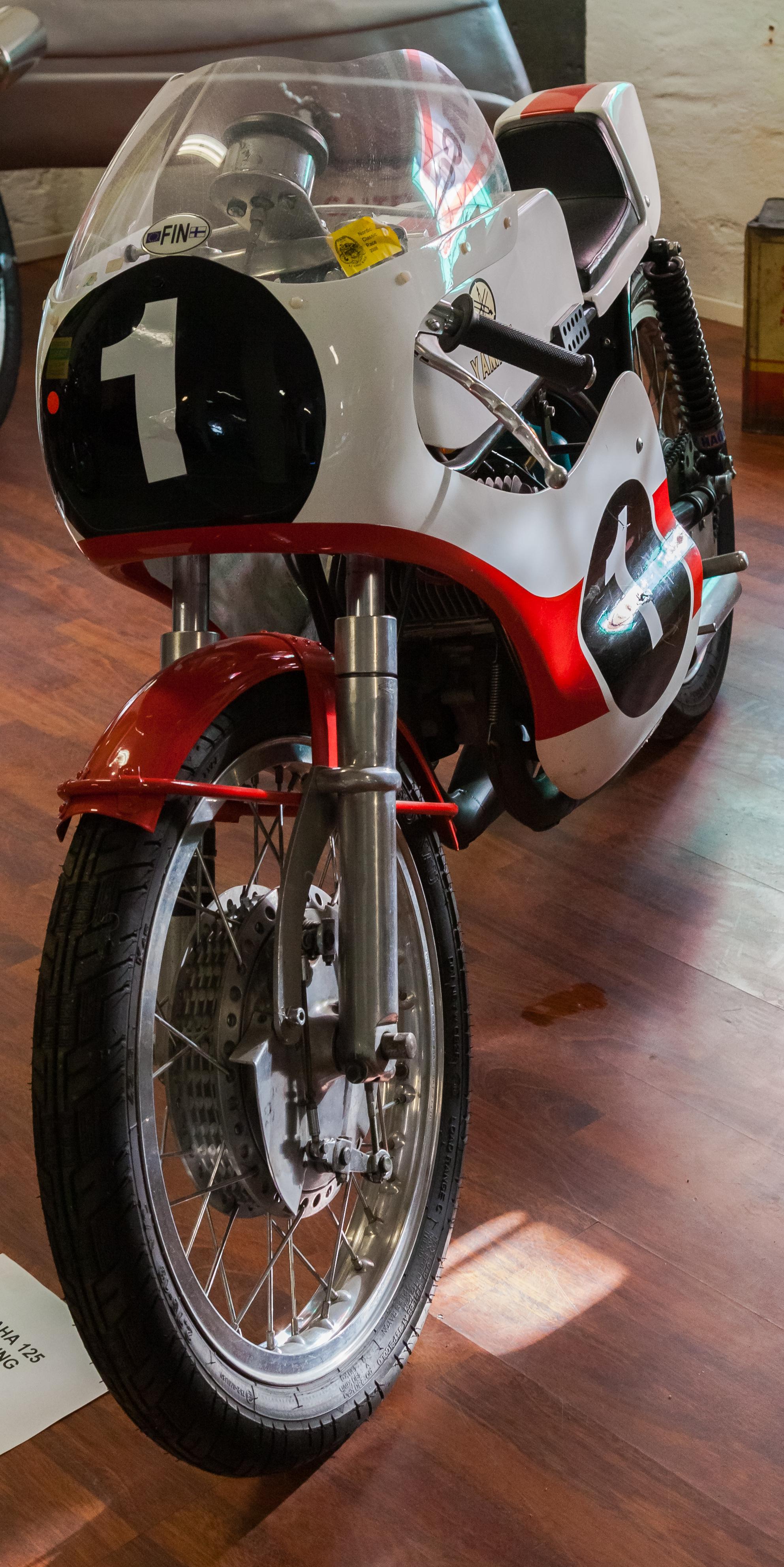 Yamaha Cc