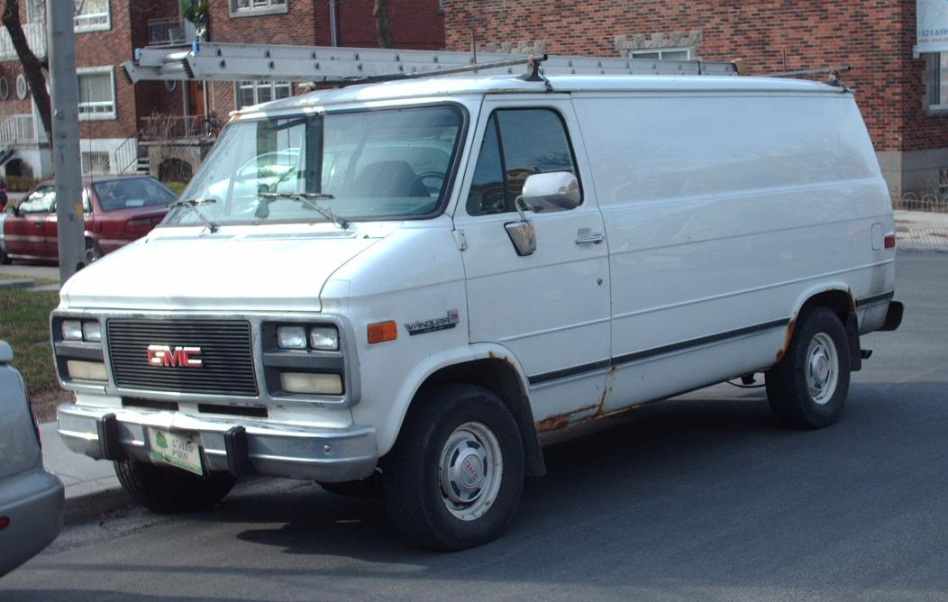 File 91 96 Gmc Vandura Jpg Wikimedia Commons