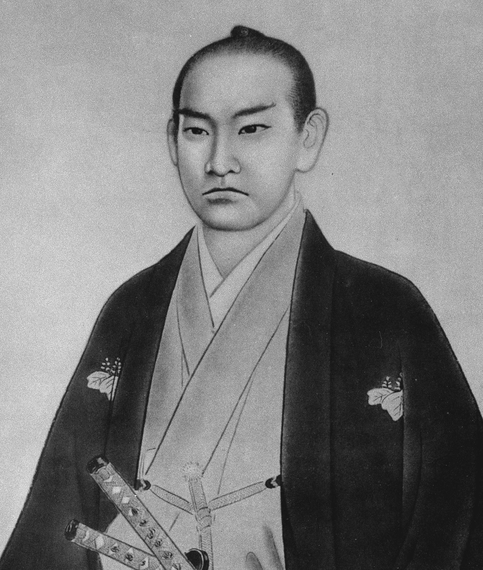 橋本左内肖像画(島田墨仙作) 01.jpg