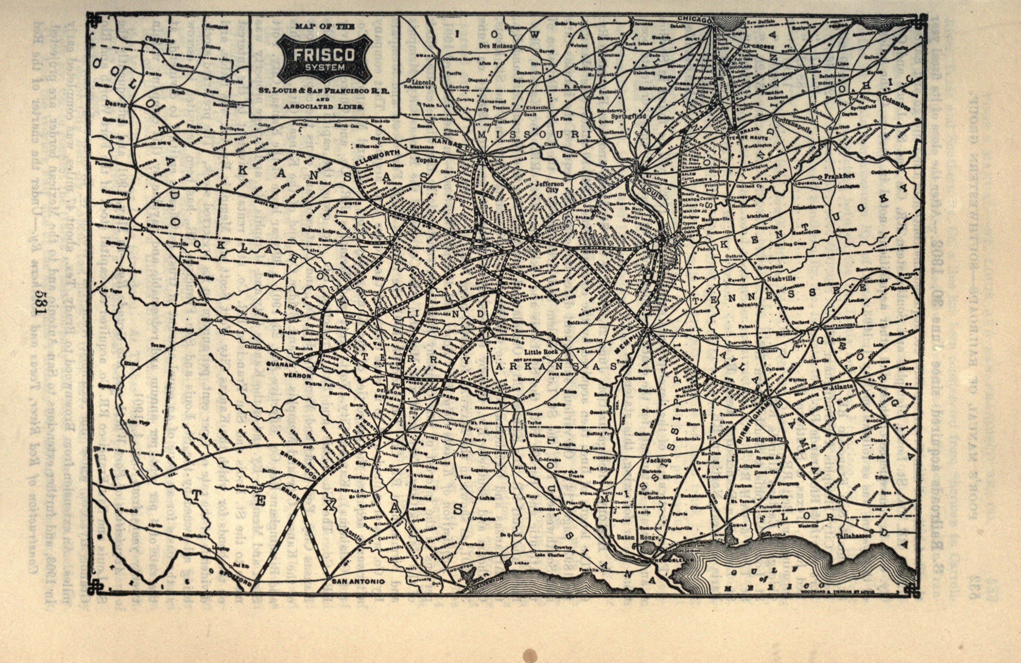 File:1903 Poor's St. Louis and San Francisco Railroad.jpg ... on new york underground railroad map, florida railroad map, baton rouge railroad map, western ny railroad map, sacramento valley railroad map, new york city railroad map, corpus christi railroad map, newport news railroad map, nyc railroad map, fargo railroad map, gadsden purchase railroad map, worcester railroad map, knoxville railroad map, ny state railroad map, pacific harbor railroad map, seattle railroad map, council bluffs railroad map, denver railroad map, yokohama railroad map, houston railroad map,