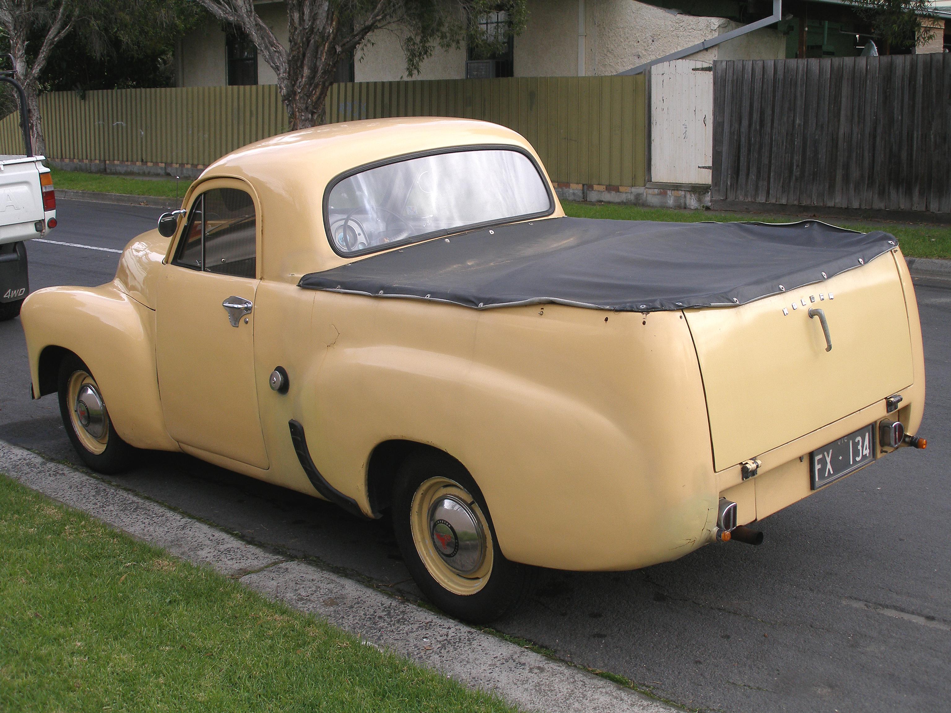File 1951 1953 Holden 50 2106 03 Jpg Wikimedia Commons