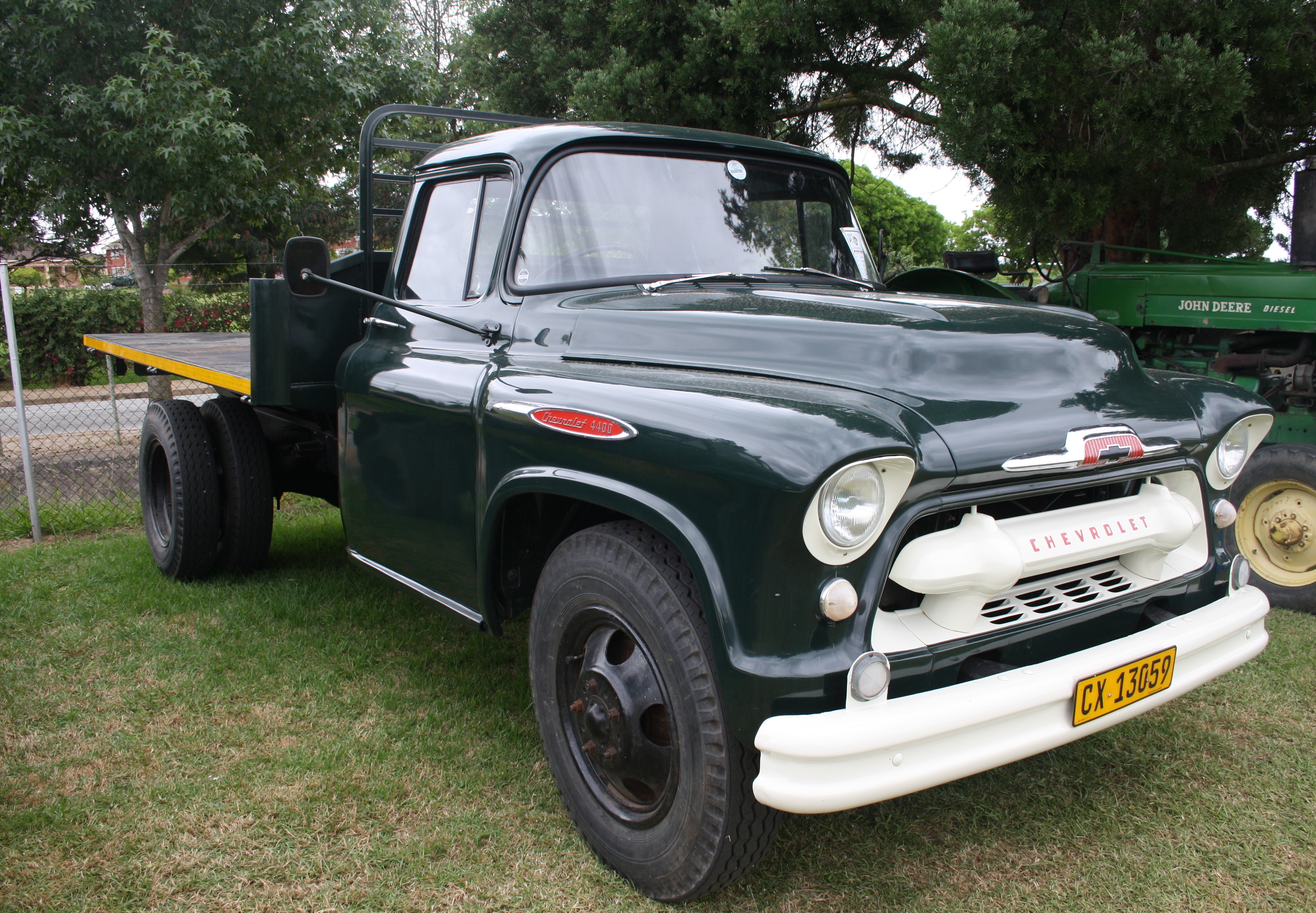 1954 Chevy 4400 Truck Autos Post