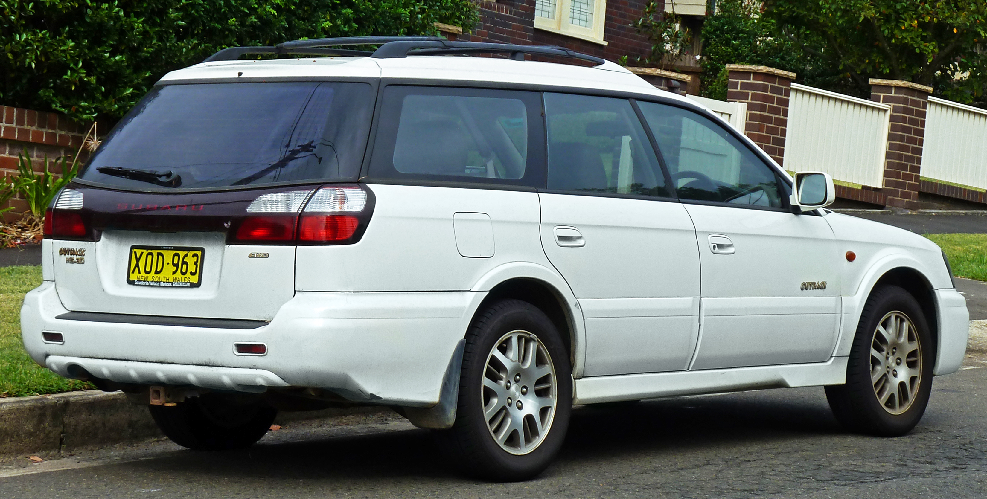 2001 legacy outback