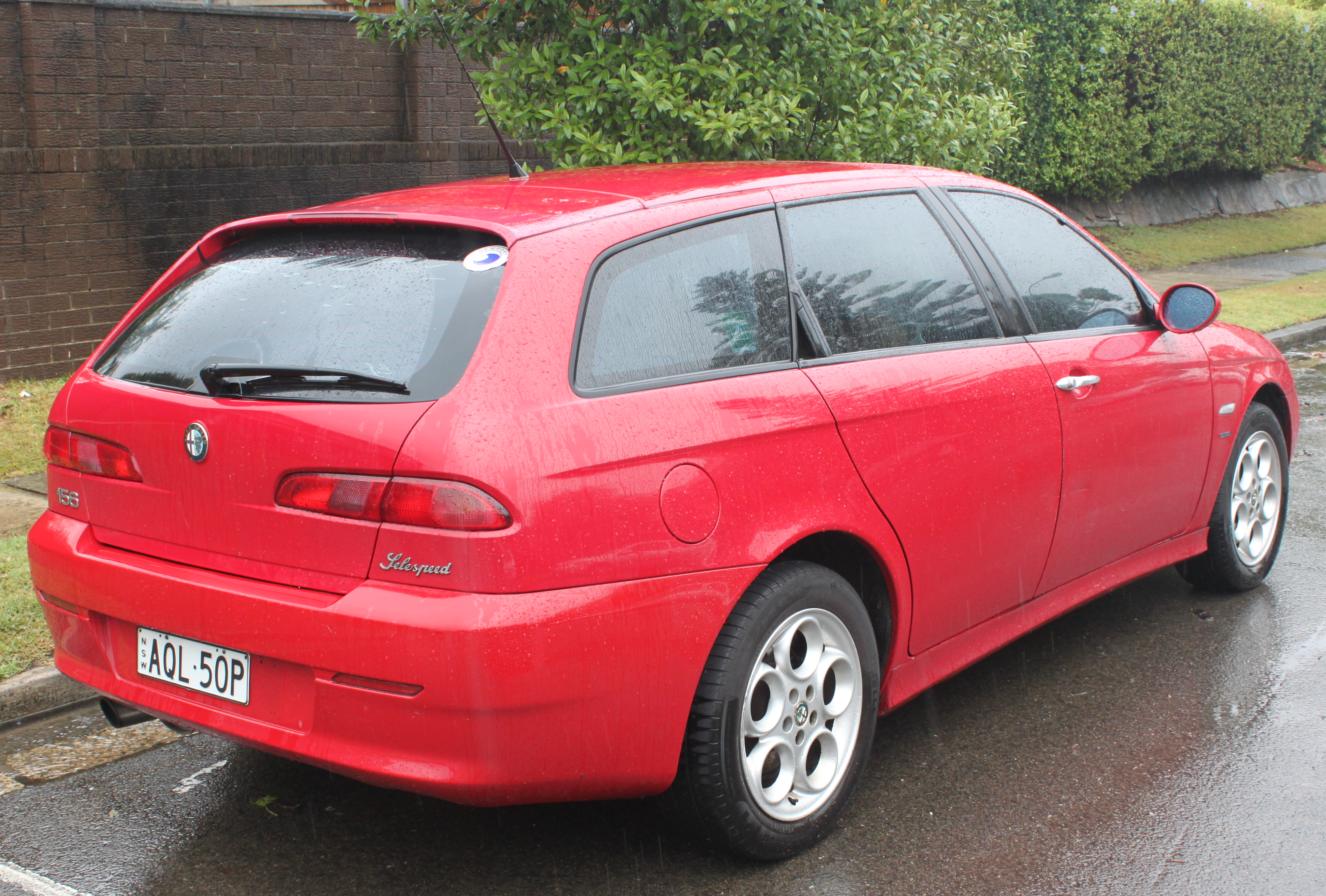 alfa romeo 156 wiki everipedia. Black Bedroom Furniture Sets. Home Design Ideas