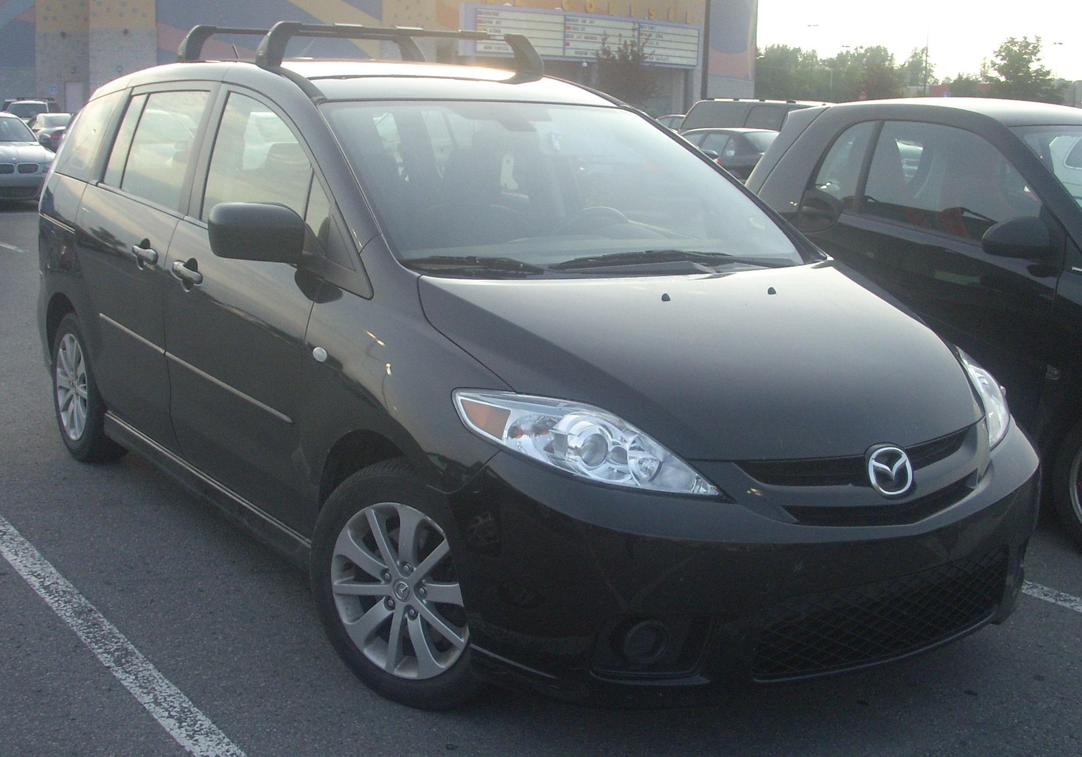 Kelebihan Kekurangan Mazda 5 2007 Top Model Tahun Ini