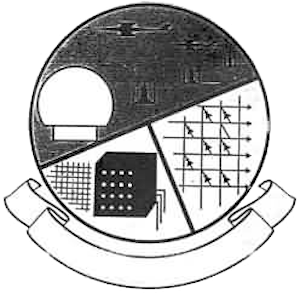 Emblem of the 791st Radar Squadron