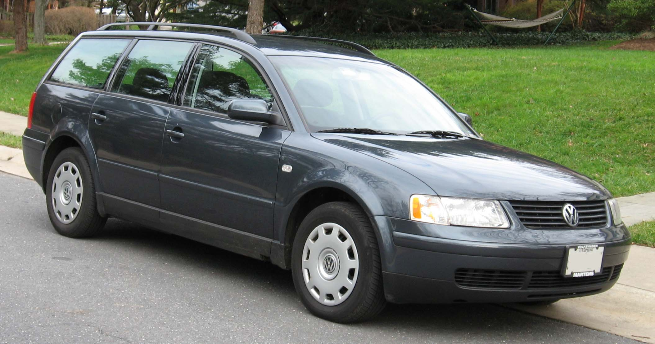 1998 Volkswagen Pat Wagon | The Wagon