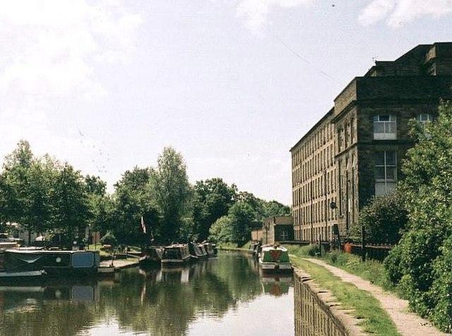 Adelphi Mill, Bollington - geograph.org.uk - 498639
