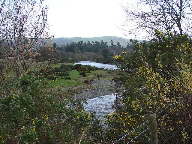Afon Ystwyth - geograph.org.uk - 285933