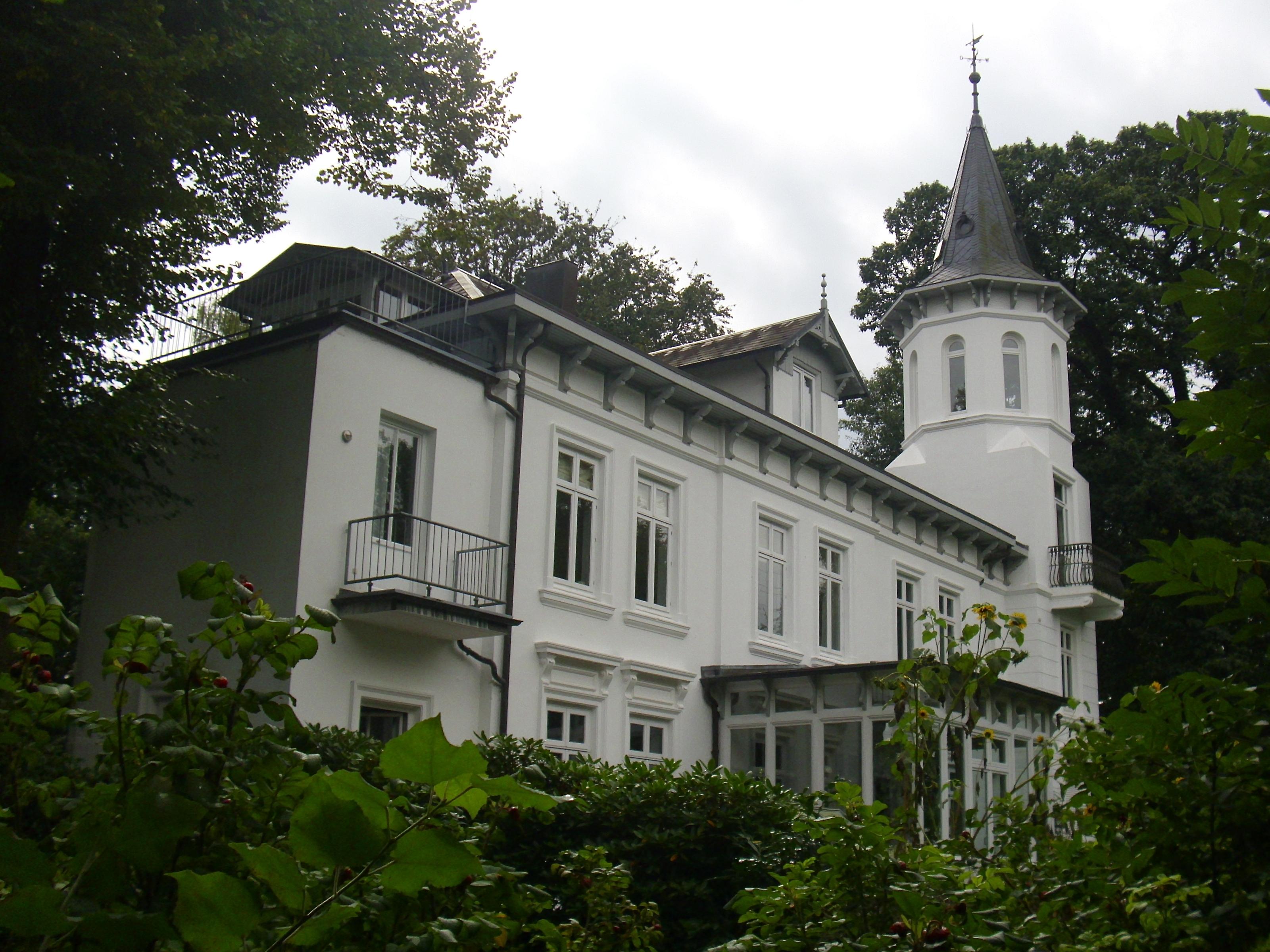 File Am Pfeilshof 35 Hamburg Sasel Jpg Wikimedia Commons