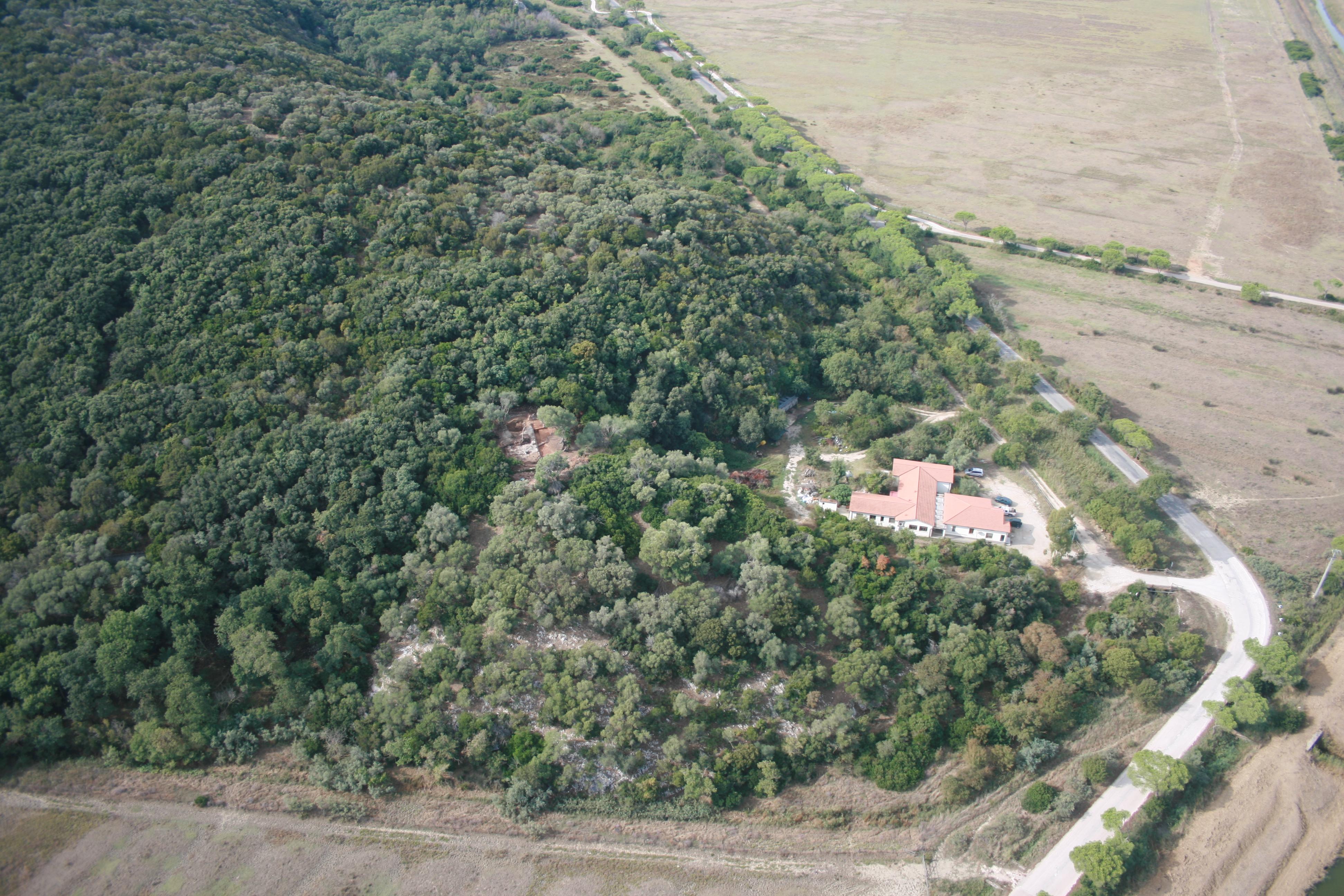 Area templare dello Scoglietto