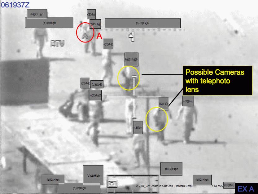 الغارة الجوية على بغداد في 12 يوليو 2007 (القتل الجماعي) ArmyReport_ExhibitA
