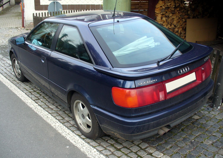 File Audi Coup 233 2 3e Quattro Heck Jpg Wikimedia Commons